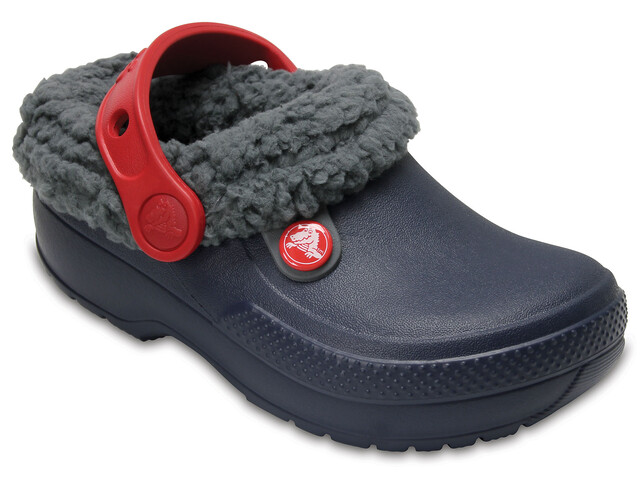 Crocs Classic Blitzen III Clogs Kids Navy/Slate Grey